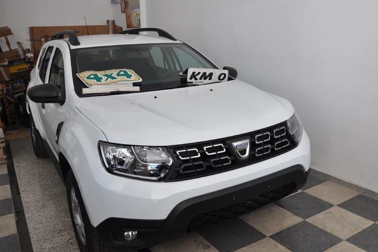 Dacia DusterTrazione integrale 4x4