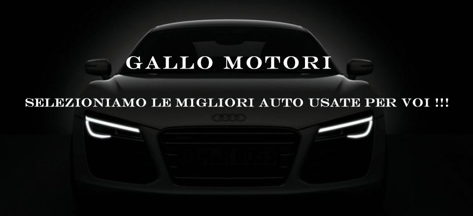 SELEZIONIAMO LE MIGLIORI AUTO USATE PER VOI !!!